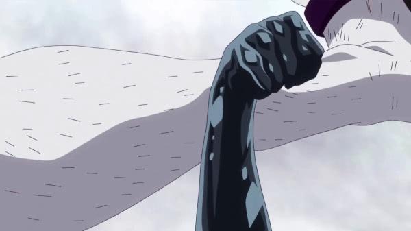 海贼王中的几处BUG:四皇断臂成为典范,他的失利最无法接管!