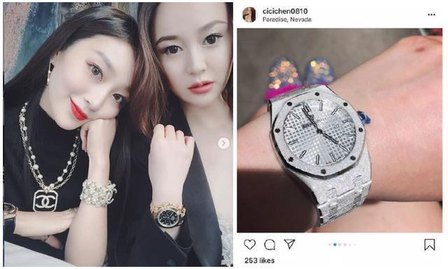 陈昱霖辟谣: 妈妈出有回应豪侈品是赝品! 愿接管司法审讯