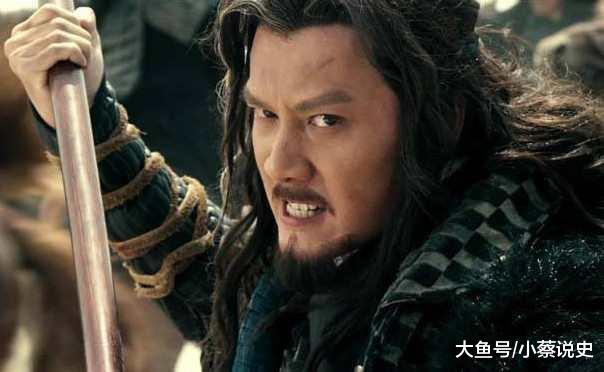 他是汗青上独一能够打败吕布的人,离皇位只差一步,命丧鬼域