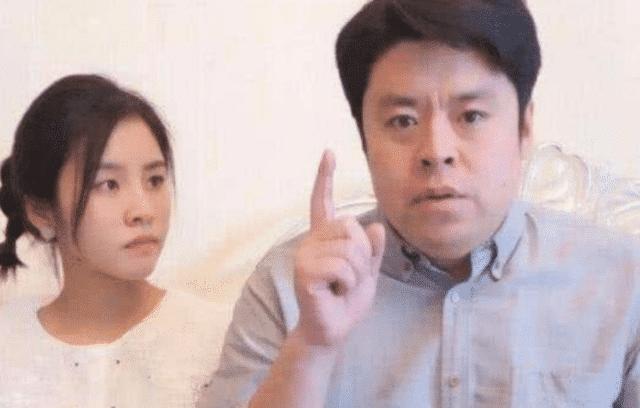 """抖音3000万粉丝的""""祝晓晗父女"""",真实关系被曝光,粉丝:我们太天真了"""