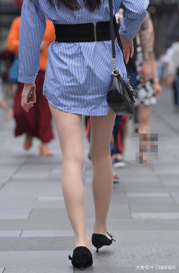 最能秀出性感美腿的穿搭方式,却并非所有美女都适用