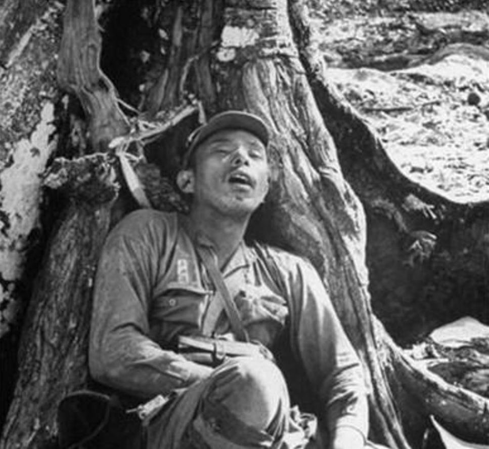塞班岛战斗, 一日军试图抱好军玉石俱焚, 效果被打成筛子摔进年夜海