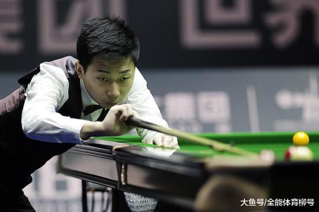 10-5完胜升级,丁俊晖状况也出有他好,吕昊天再冲世锦赛正赛