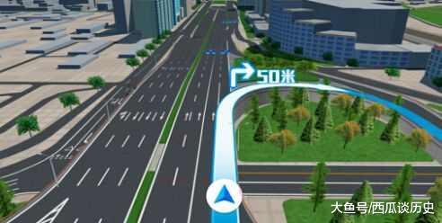 AR导航技术面世,高德地图:真的对不住了,我又跨了一大步