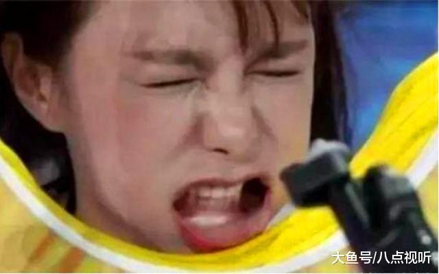 明星挑衅干冰责罚, 她被吹出不明物, 她刹时老十岁, 杜海涛最搞笑
