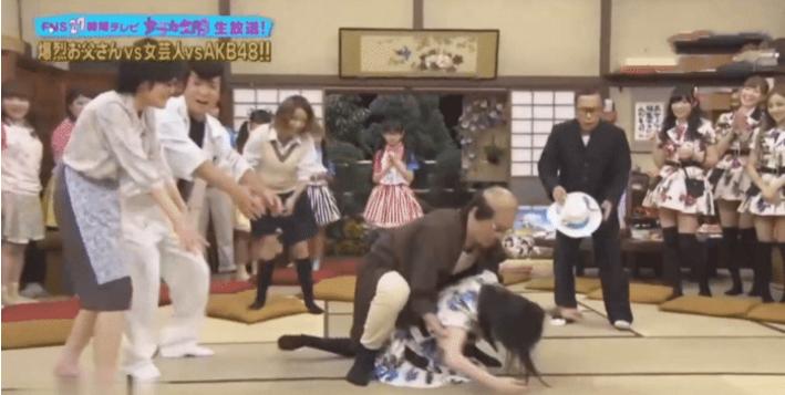 日本综艺节目没法看,太开放,网友:过分了!