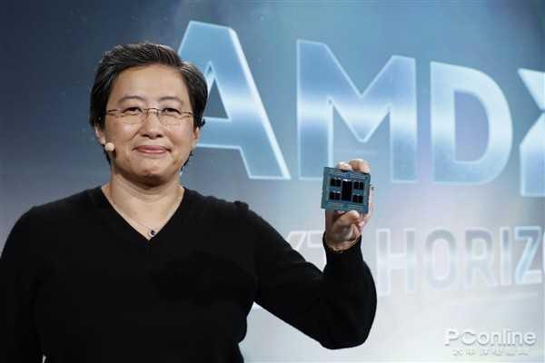 AMD重返美国五百强 公司两年内营收增长了50%