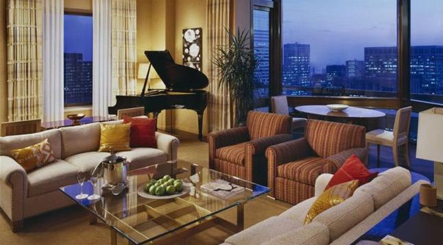 酒店总统套房用度那么高,为何另有那么多人住?只果有那4项办事