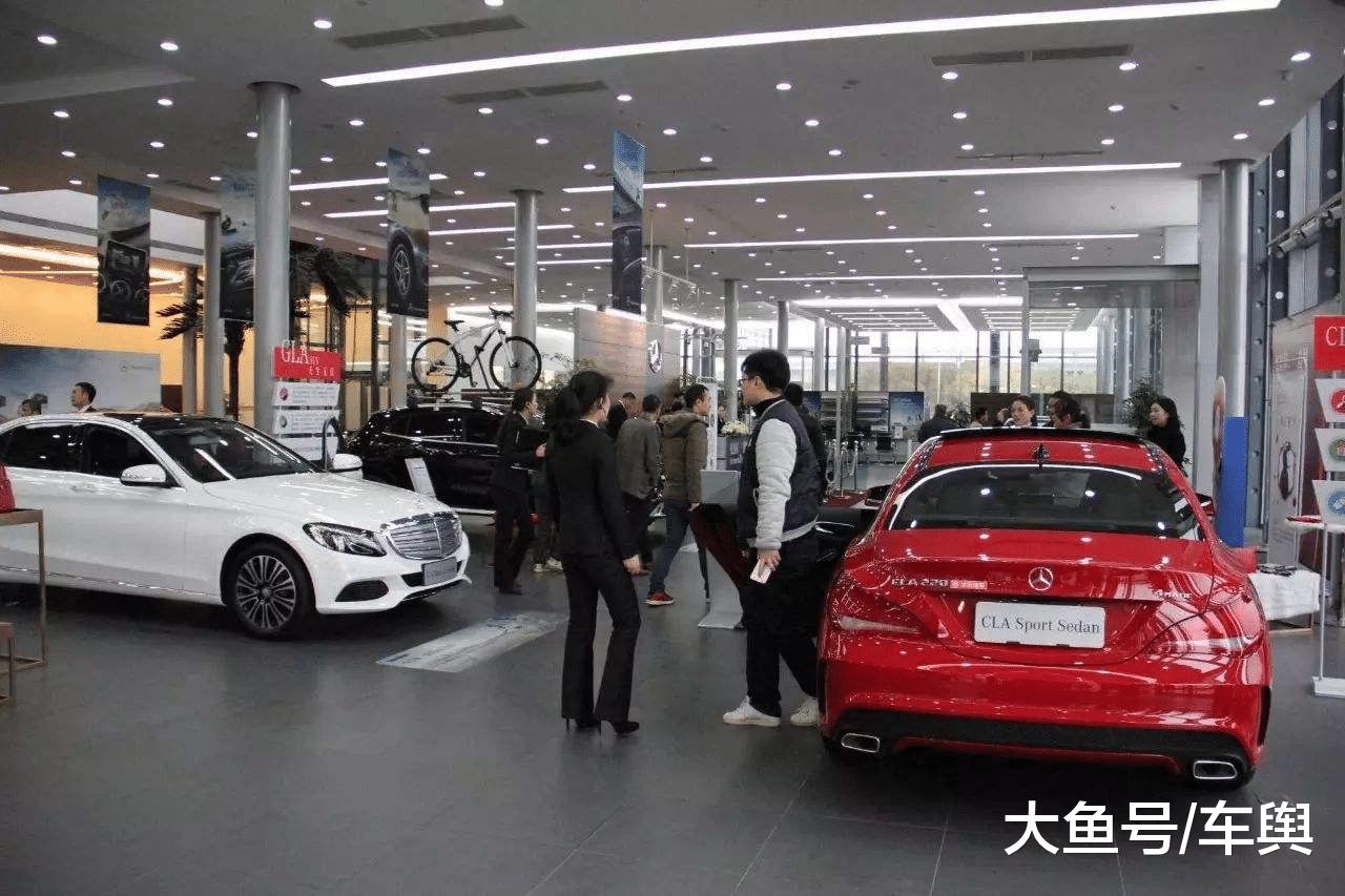 在4S店购车和在汽贸购车有什么区别?那些黑幕请认识一下
