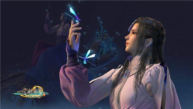 古剑奇谭3云无月加点图片