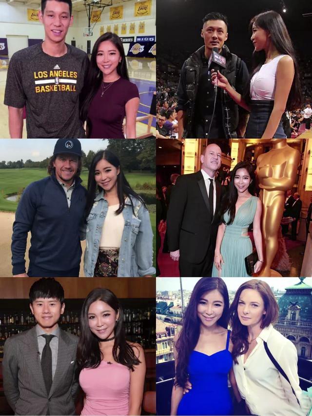 同样皆是NBA美男记者,周玲安和张曼源,您更喜欢哪一个?为什么?