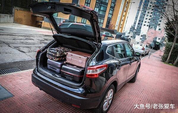 还要啥途观, 新车比宝马X1气派, 配奔驰引擎油耗6L, 不足12万