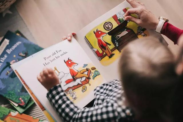 到底应当怎样伴孩子读绘本?