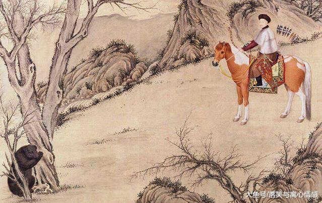 坤隆天子告知嘉庆,必然要重用本身的姐夫!厥后嘉庆被他救了3次