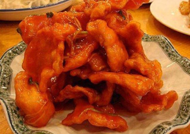 过年锅包肉比较纯正的做法 教你好吃诀窍 酥脆酸甜