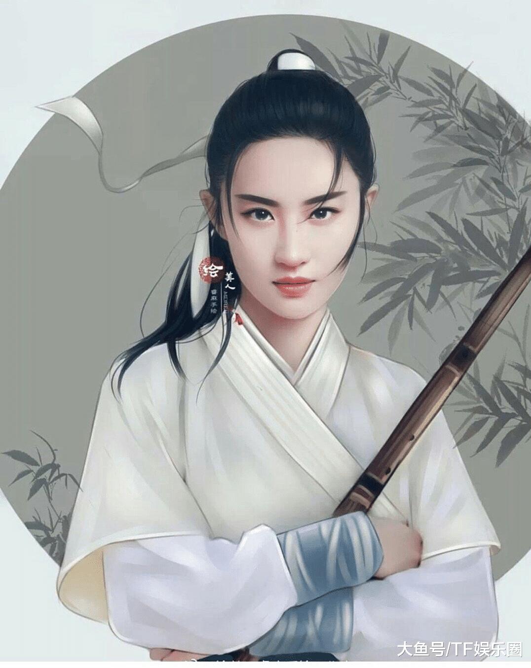 刘亦菲工作杀青后出国游玩,打卡著名景点,亲自验证旅游博主称号