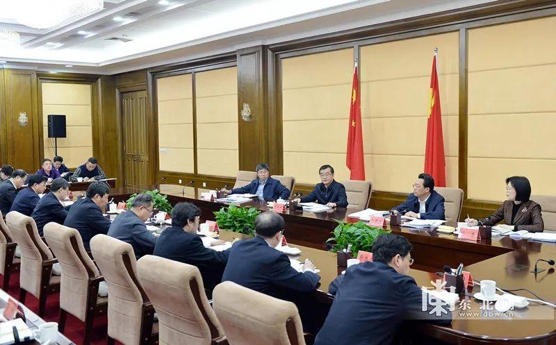 张庆伟:推动城城固体废料治理 加速扶植艳丽龙江