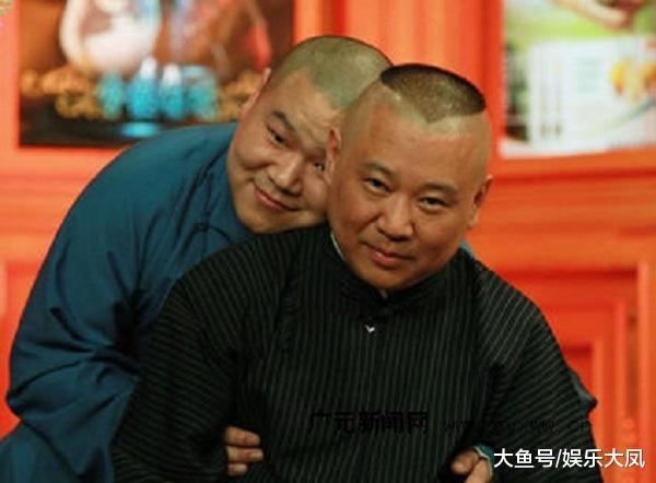 """郭德纲为何""""独爱""""岳云鹏, 郭麒麟道出实在本果, 网友: 值得进修"""