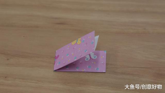 细腻猪猪女孩的小文娱,一张纸玩转整个暑假,快叫上同教们一路玩