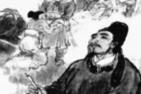 唐初闻名诗人宋之问果一句诗杀失落本身的中甥?只是先人以谣传讹