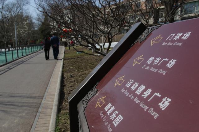 """北京北城有座""""老年友好公园"""",适老公园有哪些计划本则?"""