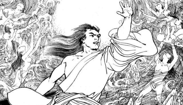 """乐问五千年:为什么说即使不考虑神话因素,鲧也是禹的""""母亲""""?"""