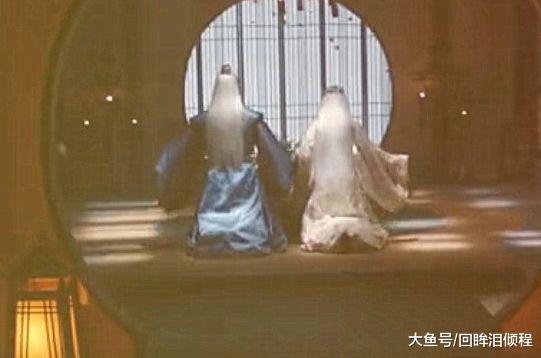 白发:无忧白发迎娶容乐,只属于两人的婚礼,他说九字容乐泪崩!