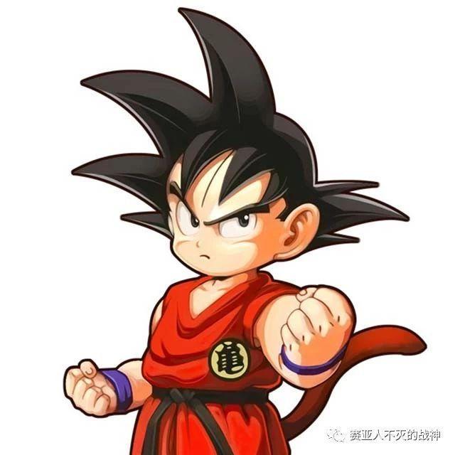 龙珠:悟空常态的几种外型,最强的超出了超等赛亚人