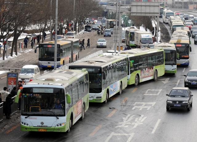 北京北部区域通勤轻易了!又开了五条快速中转专线