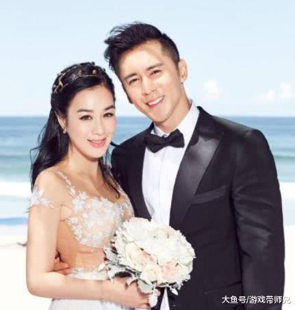 钟丽缇21岁女儿,和张伦硕太亲密,拍照姿势引起网友热议!