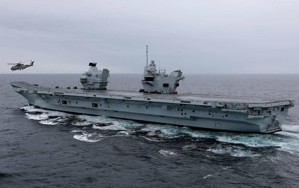 北约强国在东南亚建基地, 派航母长期驻扎, 俄: 请先对比双方实力
