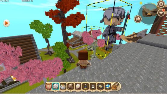 迷您世界: 游戏中有一种伶俐的玩家, 他打制的兵器竟如此凶猛!