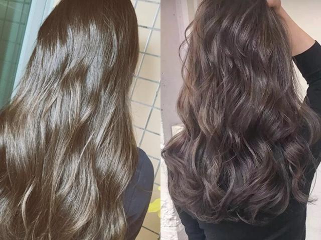 """过时的发色就别染了, 今年最流行的""""黑茶发色""""超显白"""