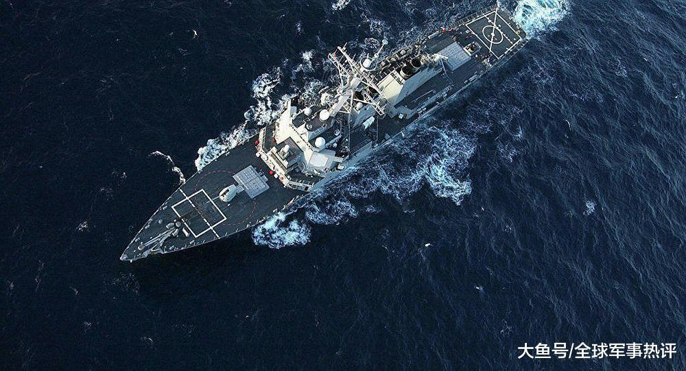 黑克兰迎去实正救兵, 好神盾舰冲破封闭驶去, 俄派多量军舰跟踪