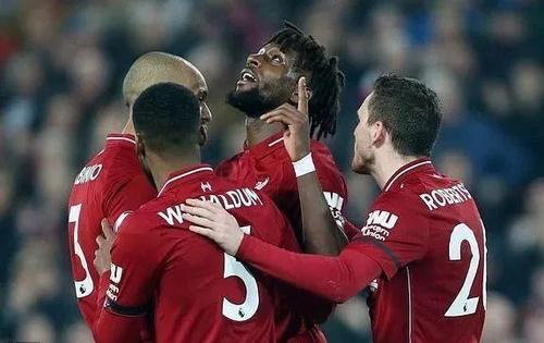 打疯了!一场5-0背英超冠军提议冲刺,利物浦一扫单红会颓势