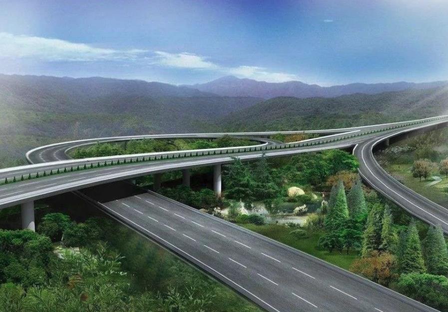 四川设计2019年建筑一条高速, 齐长301千米, 经由您故乡吗?
