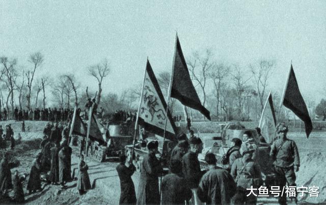 1938岁首年月春日寇进攻河北老照片,每一个镜头皆是汗青功证