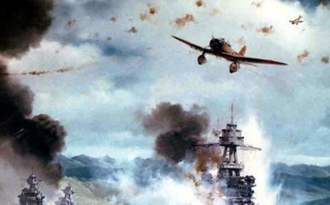 日军狙击珍珠港却不炸油库, 是他们最年夜的掉误? 不, 他们很伶俐