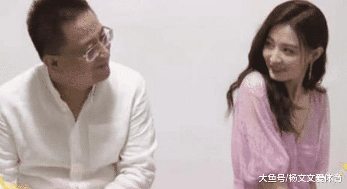 """有一种""""出格""""叫徐璐和他爸爸的合照,引无数争议,网友:把握好尺度"""