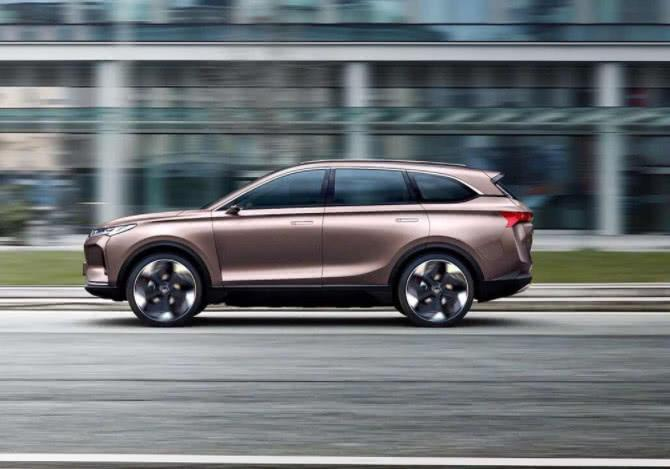 又一国产电动SUV将上市 颜值不输蔚去