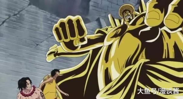 海贼王:5个变身霸气逼人的能力者,路飞四挡上榜,第5太亮眼