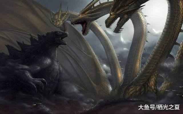 《哥斯拉2》中国怪兽登场,哥斯拉多次是她手下败将!