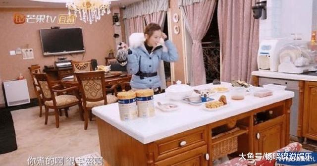 看睹了黄圣依家的早饭,末于晓得了爆发户和朱门的区别
