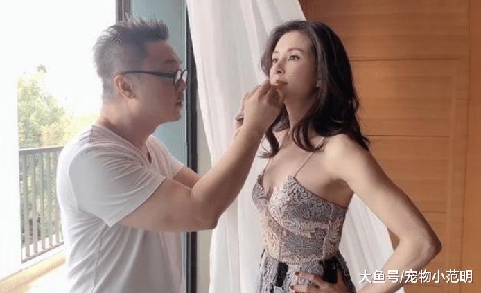 李若彤晒健身照片,秀出完美身材美过当年小龙女,看来绝对不能原谅尹志平!