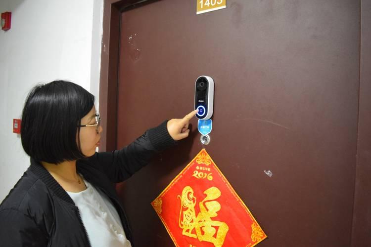 智能监控, 24小时保卫家门平安——360智能门铃深度体验