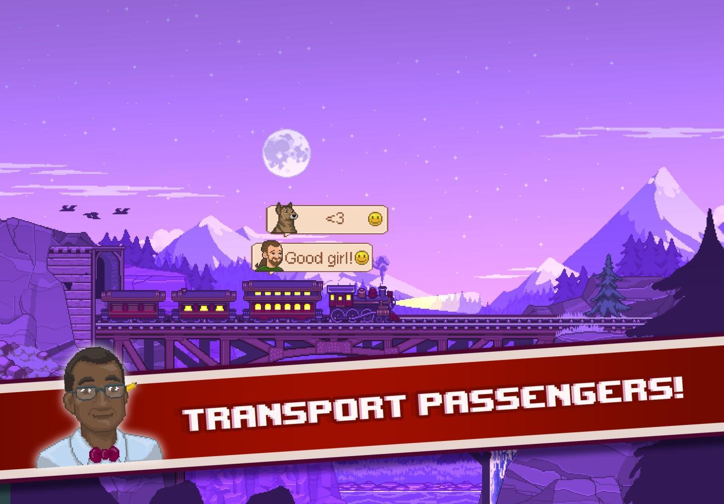 经营好自己的火车队, 你也可以是一个大亨——《小小铁路》