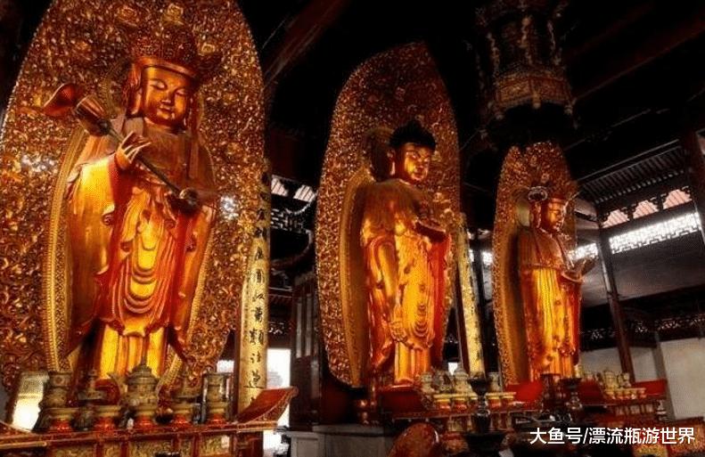 为何寺庙不许可游客对佛像拍照? 曾有人是以亏损, 专家: 不克不及糊弄