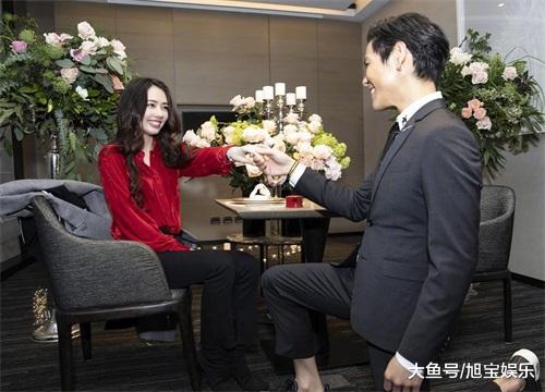 背太发布背佐曾经和郭碧婷供婚胜利:我们两边怙恃皆很高兴!
