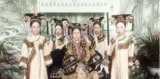 颜值低照样拍照手艺差?为什么浑朝的后妃们颜值根基皆不在线?