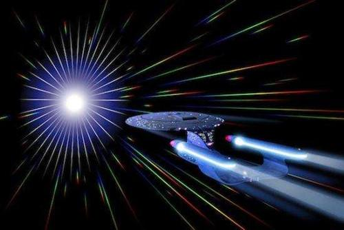 超光速观光实的能真现吗?将来或依附直速引擎去真现